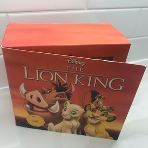DISNEY LION KING 2 PACK Of TEES NEW